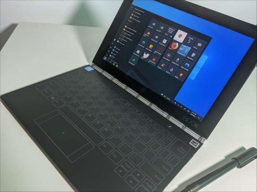 Notebook Lenovo Yoga Book TouchScreen 360 Grados!!! - 0