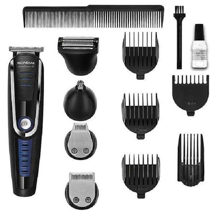 Cortador de cabello y barba mondial - 1