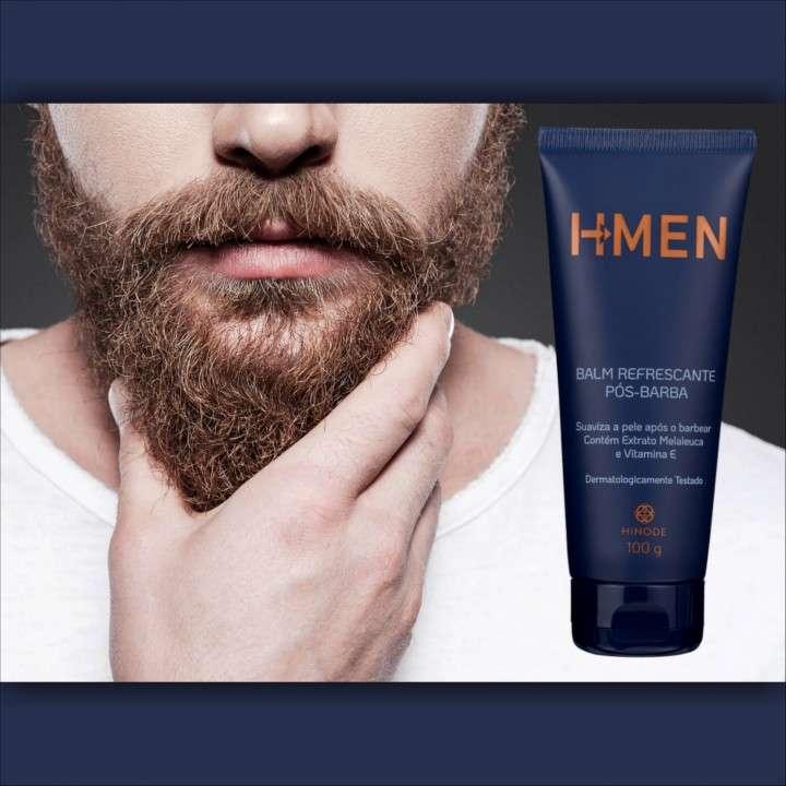 H-men refreshing after shave bálsamo 100g - 0