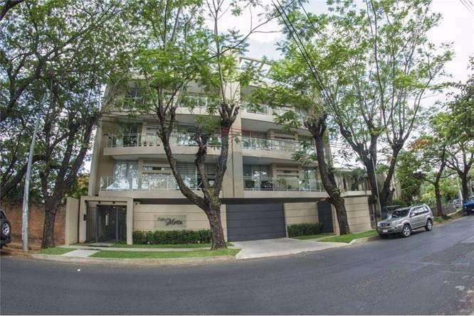 Departamento en Edificio Motta Barrio Villa Morra - 0
