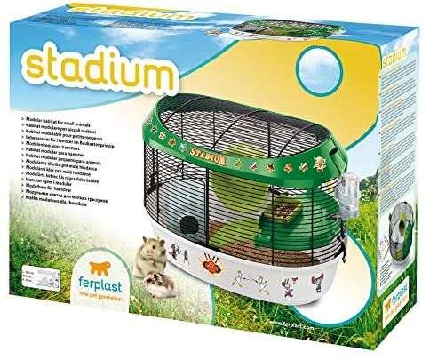 Jaula Stadium 49,5 x 34 x h 33 cm - 0
