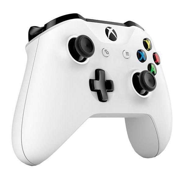 Control para Xbox One wireless blanco - 1