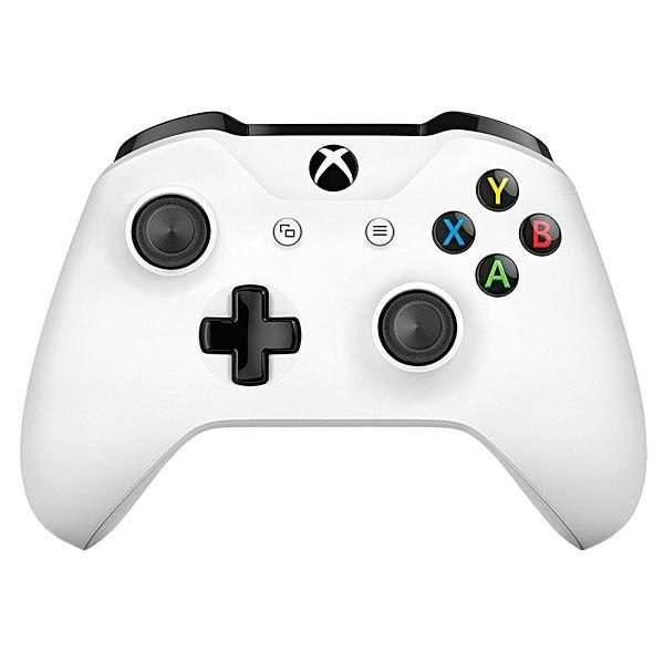 Control para Xbox One wireless blanco - 3