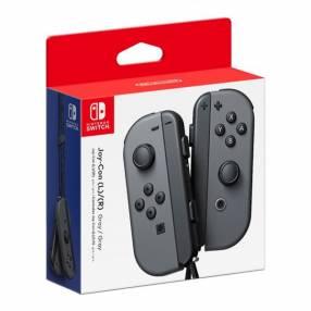 Controles Joy-Con Para Nintendo Switch Gris