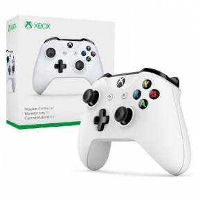 Control para Xbox One wireless blanco