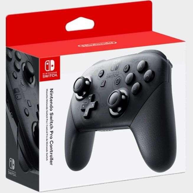 Control Pro Para Nintendo Switch - 0