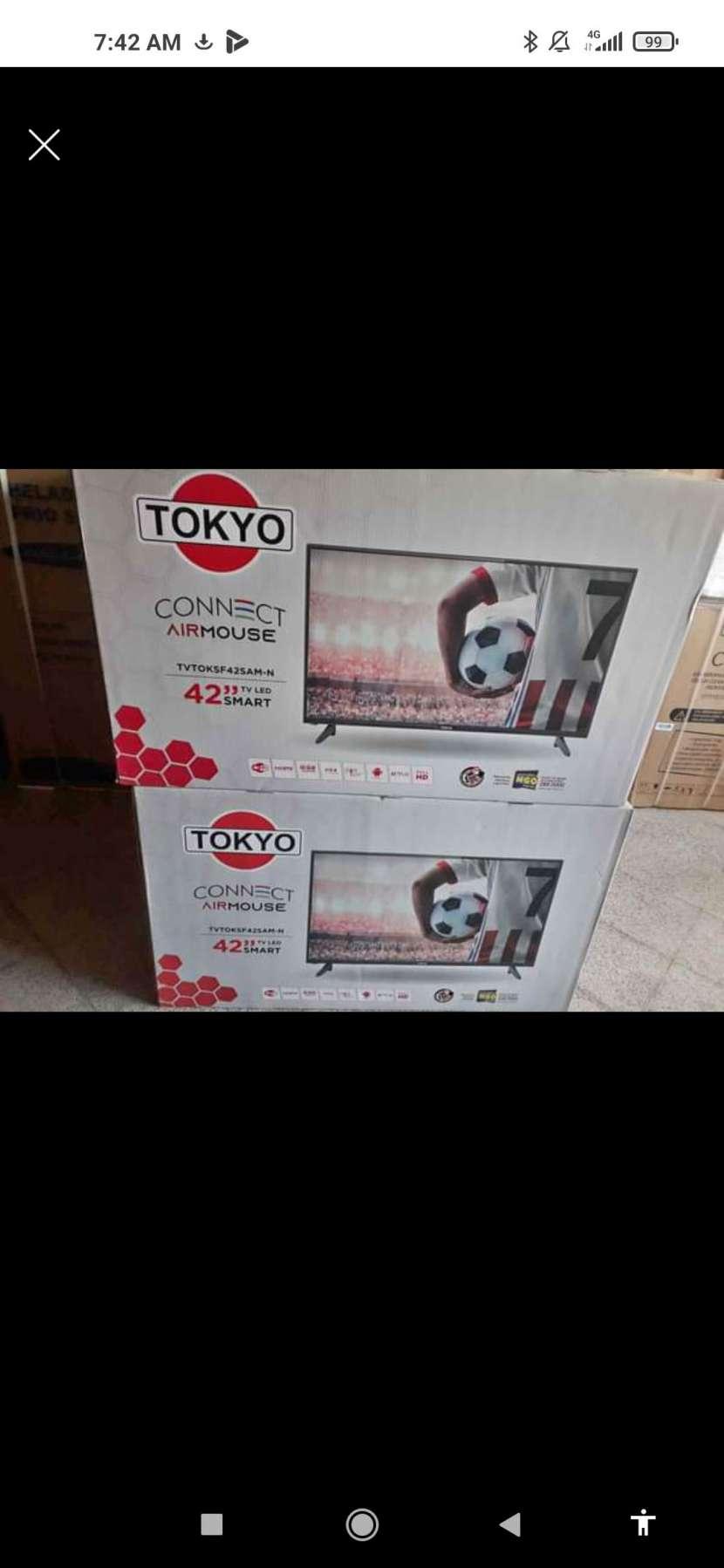 Smart TV Tokyo de 42 pulgadas - 0