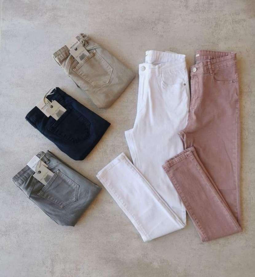 Pantalón para damas Dromedar - 0