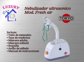 Nebulizador ultrasónico Tokyo Fresh Air