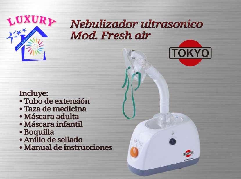 Nebulizador ultrasónico Tokyo Fresh Air - 0