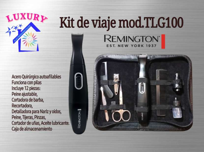 Kit de viaje Remington - 0