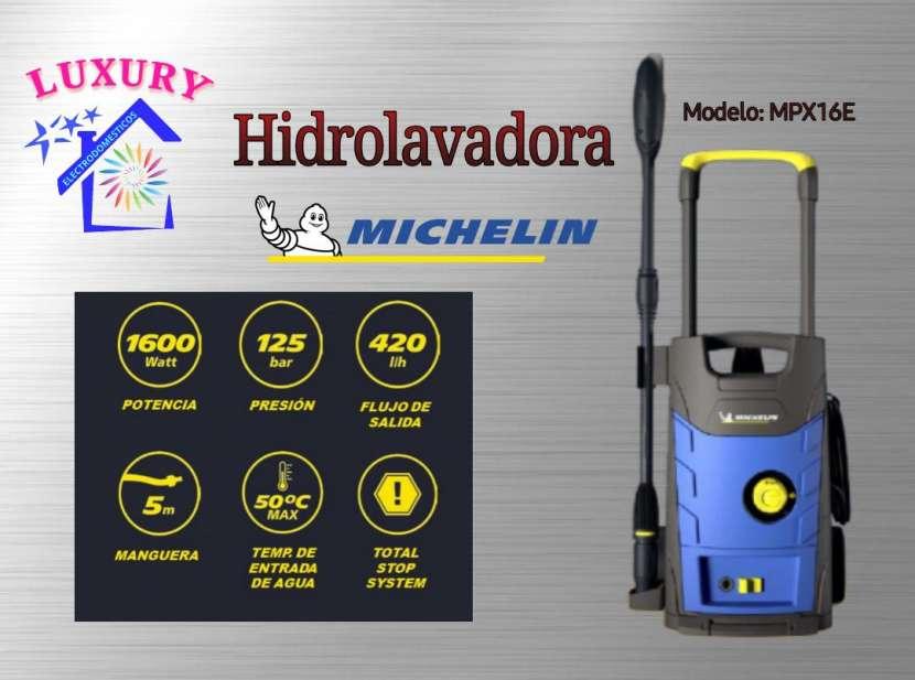 Hidrolavadora Michelin - 0