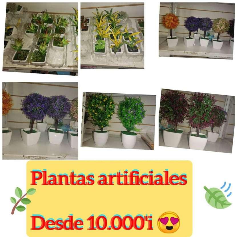 Plantas artificiales - 0