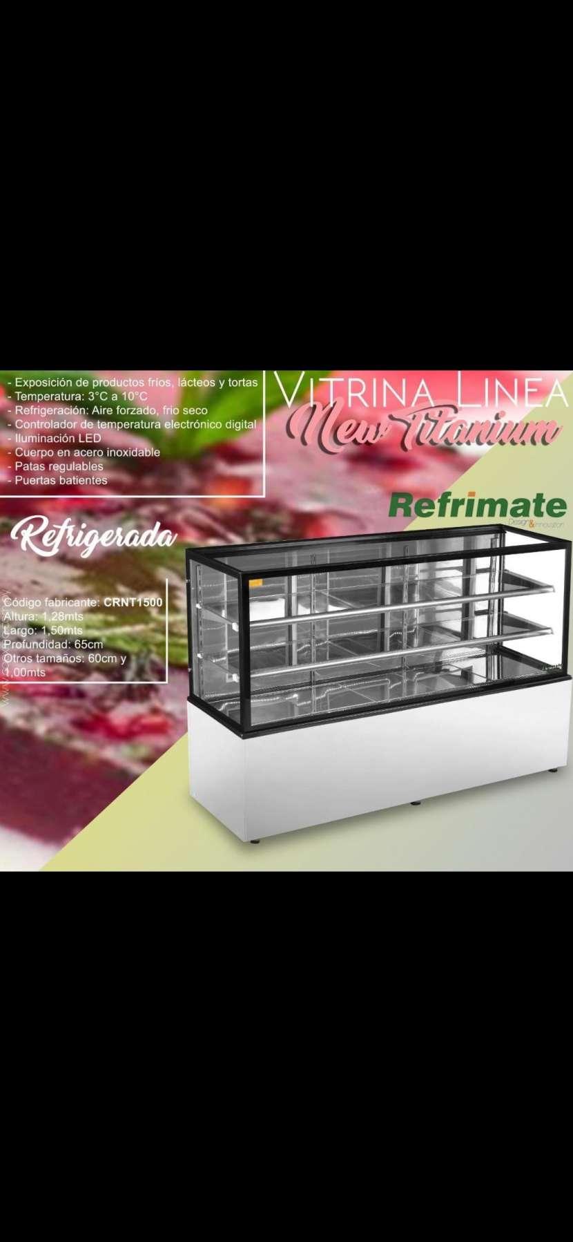 Vitrina refrigerada Refrimate - 0