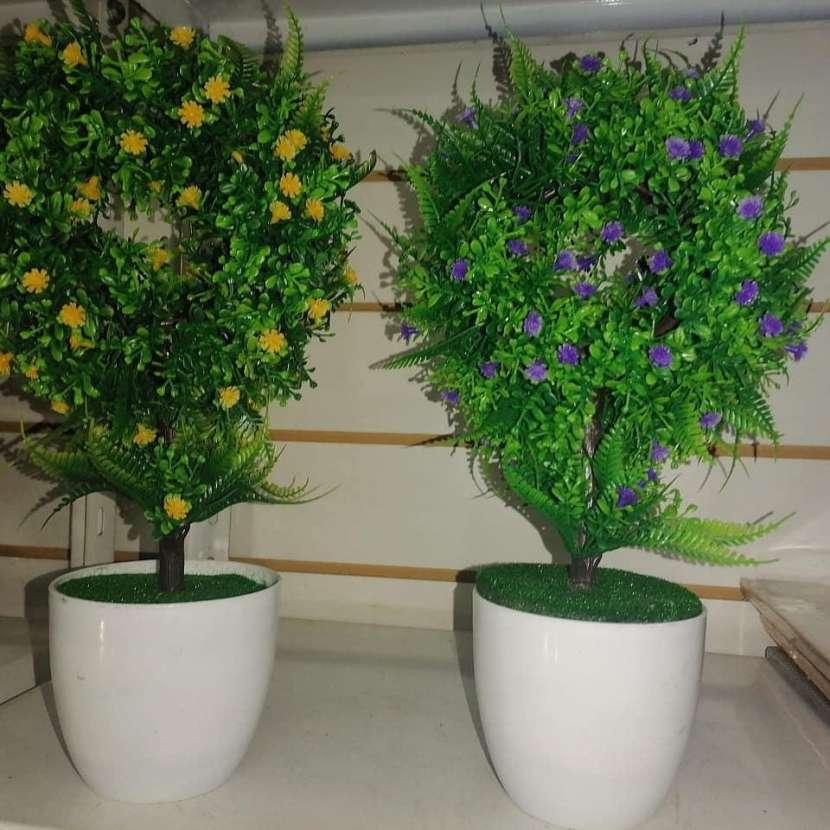 Plantas artificiales - 1