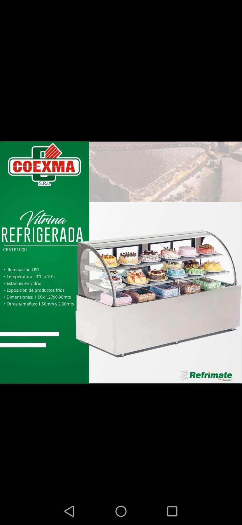 Vitrina refrigerada Refrimate - 1