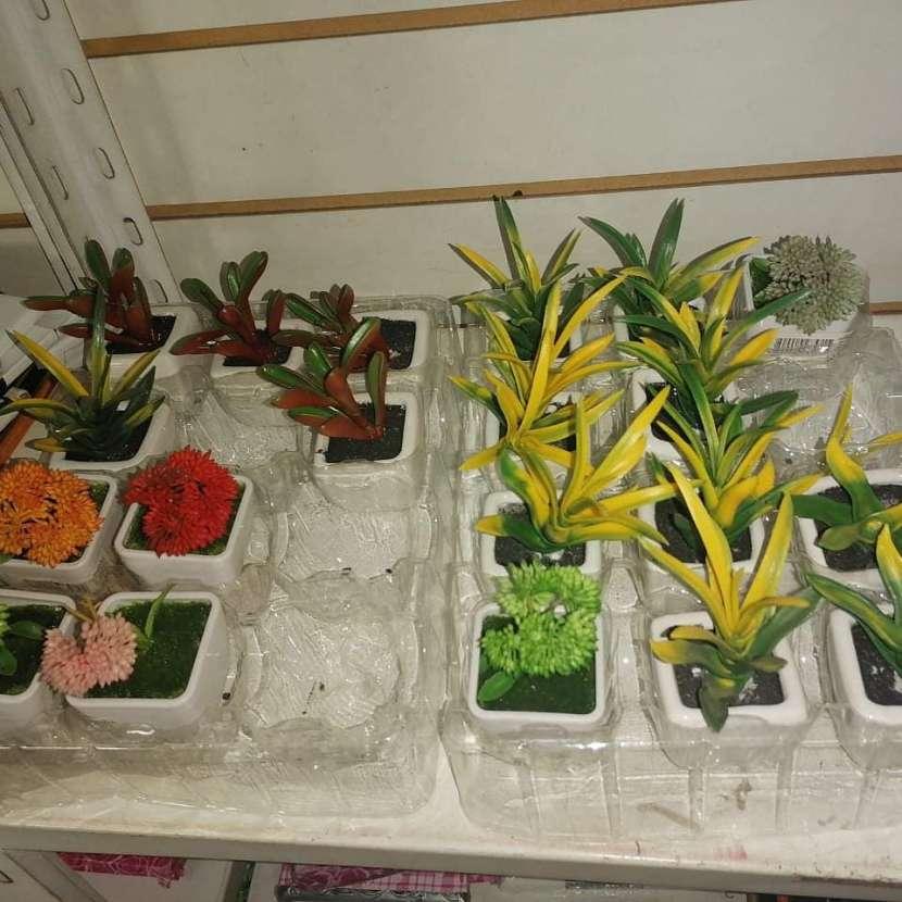 Plantas artificiales - 3
