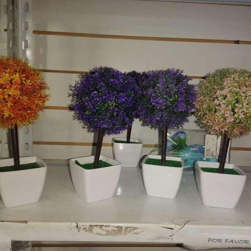 Plantas artificiales - 4