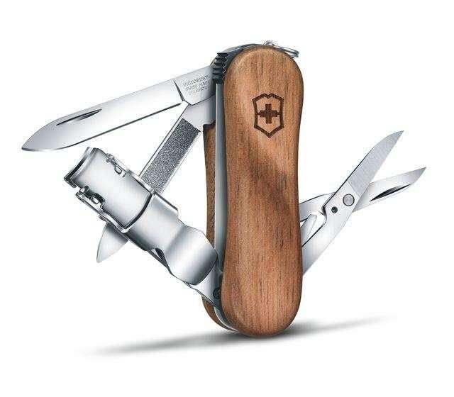 Cortaúñas / Navaja Victorinox Nail Clipper 580 65mm - 1