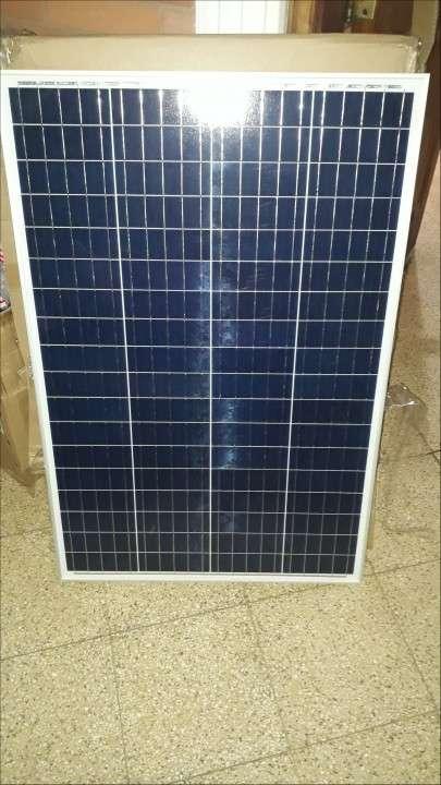 Panel solar de 100 vatios - 0