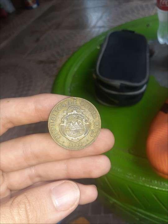 Monedas de Costa Rica - 1