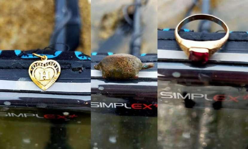 Detector de metales oro Simplex - 3