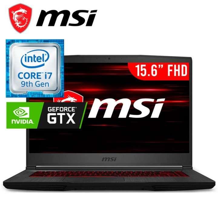 Notebook MSI GF65 Thin 15,6 pulgadas Intel i7-9750H GTX 1660TI 16GB RAM - 2