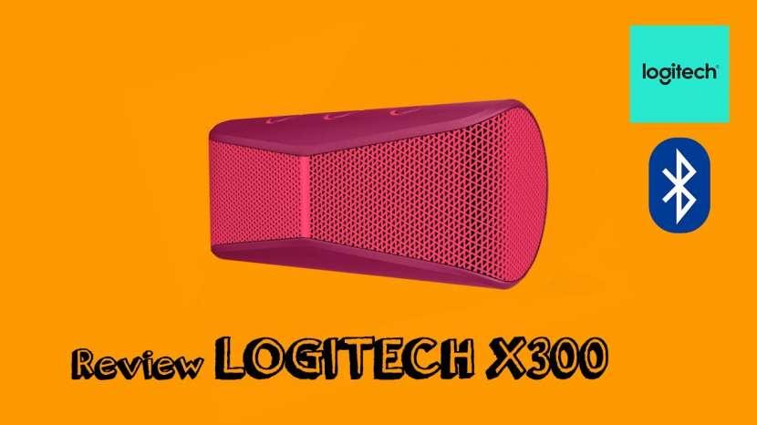 Parlante Logitech x300 - 0