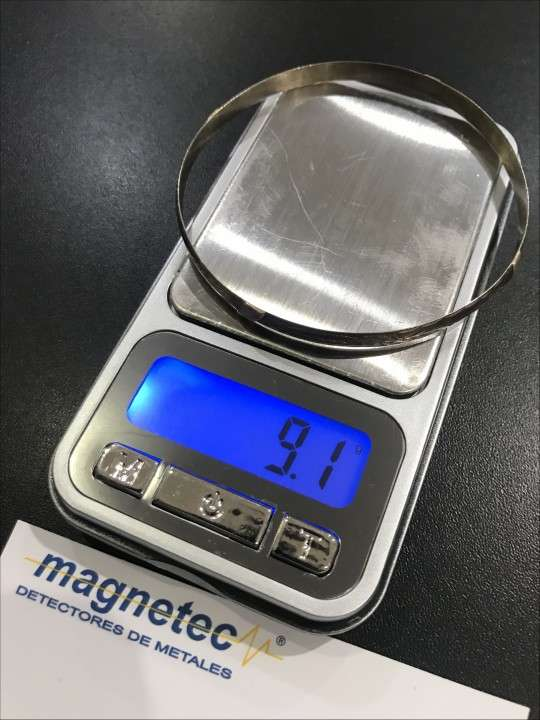 Detector de metales oro Simplex - 1