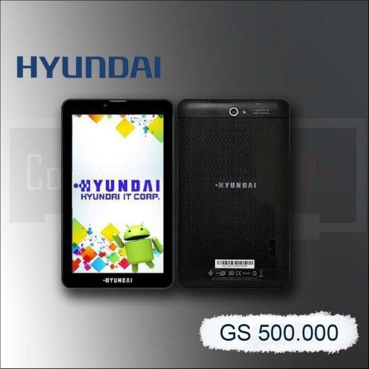 """Tablet Hyundai Maestro Tab HDT-7433X 7.0"""" Wi-Fi 16GB - 0"""