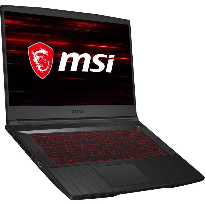 Notebook MSI GF65 Thin 15,6 pulgadas Intel i7-9750H GTX 1660TI 16GB RAM - 3