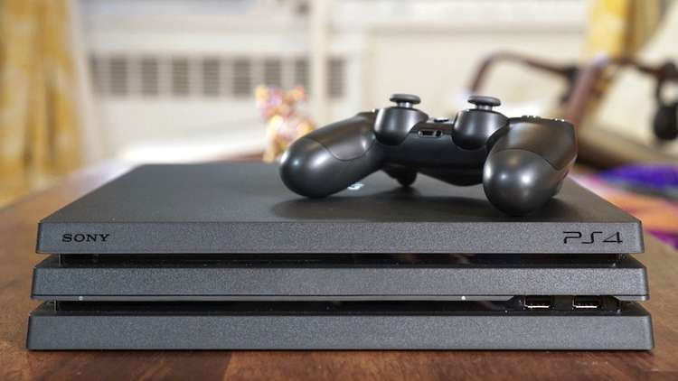 PS4 Pro 1TB 4K - 1