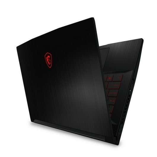 Notebook MSI GF65 Thin 15,6 pulgadas Intel i7-9750H GTX 1660TI 16GB RAM - 4