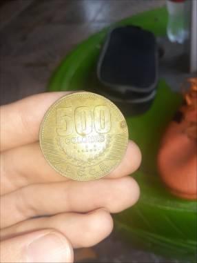 Monedas de Costa Rica