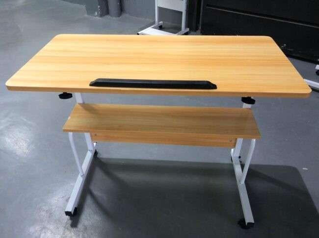 Mesa para laptop/multifunción color beige (4098) - 1
