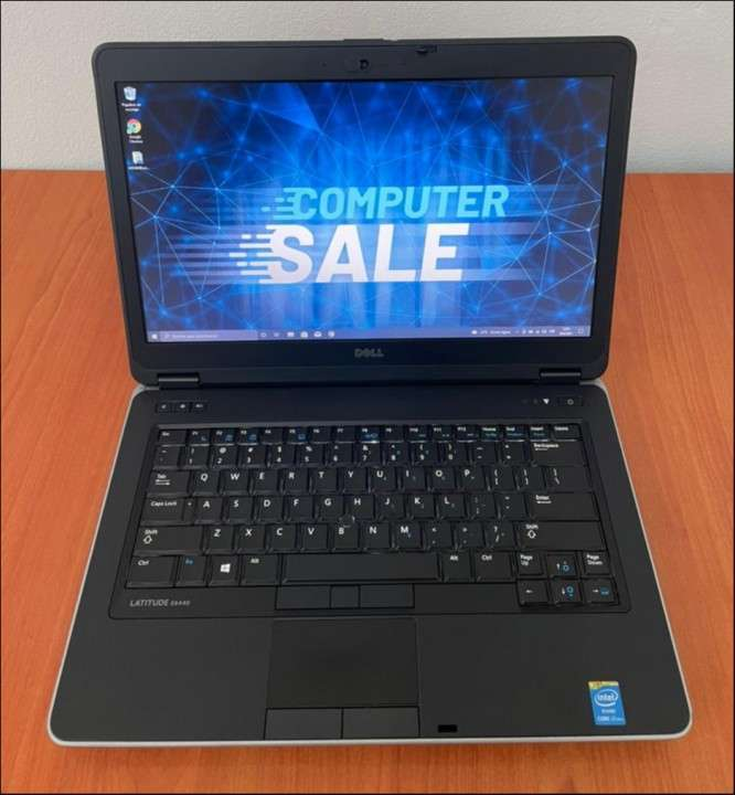 Dell e6440 i7 4600m 8GB RAM SSD - 0
