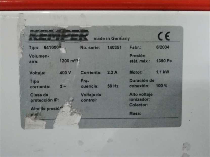 Extractor de humo alemán - 1