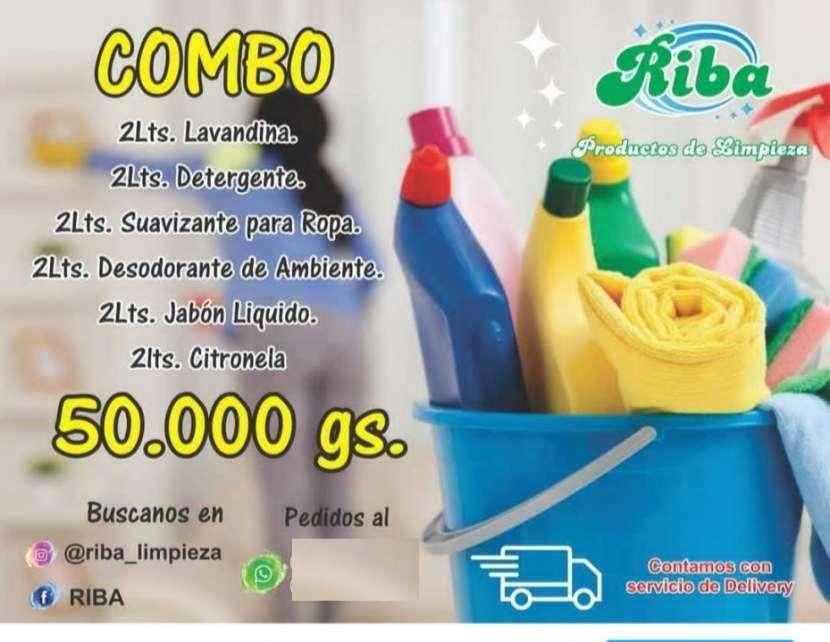 Productos de limpieza - 0