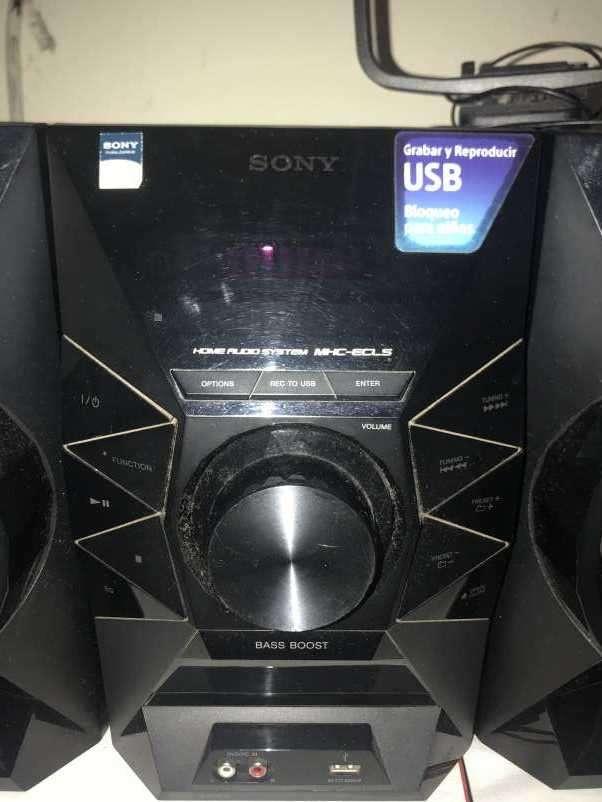 Minicomponente Sony - 2