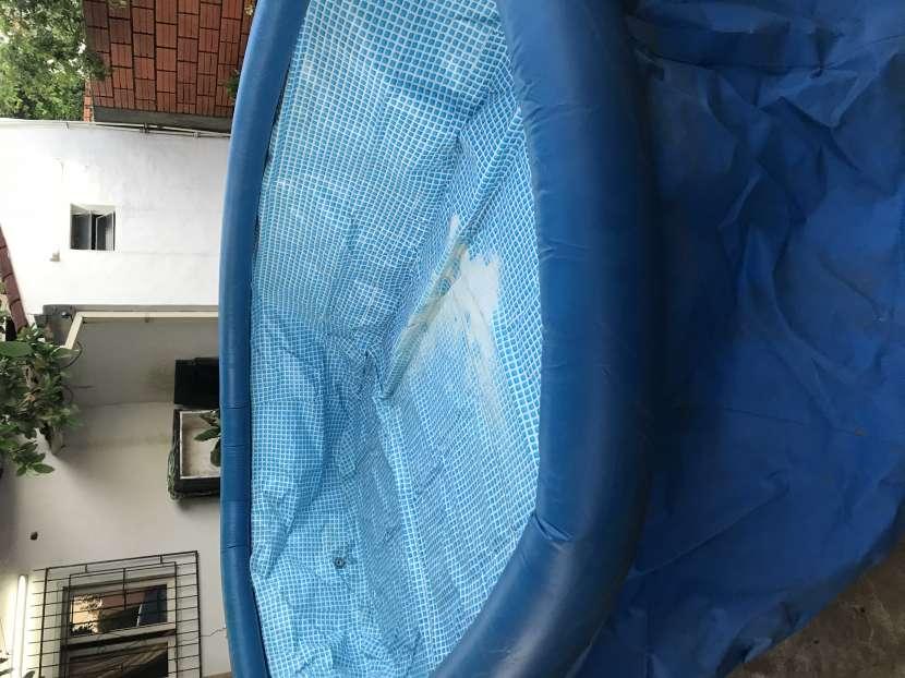 Piscina intex 10.920 litros - 0