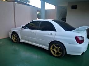 Subaru STI 2002