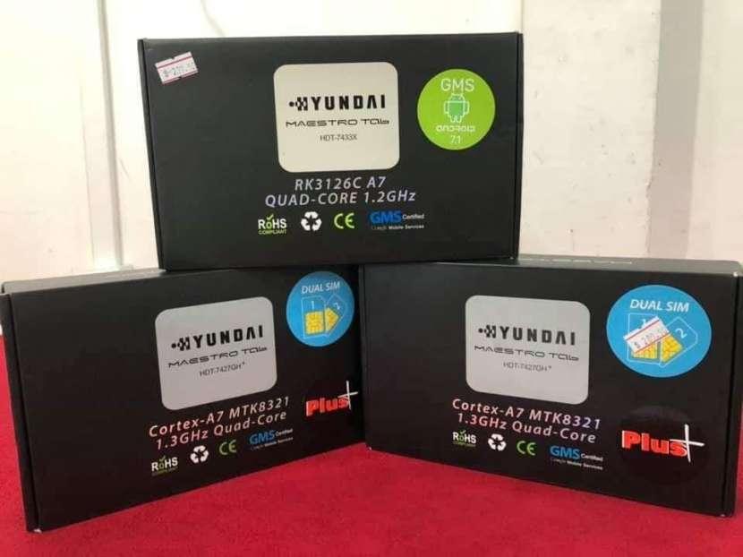 Tablet a chip Hyundai de 7 pulgadas - 0