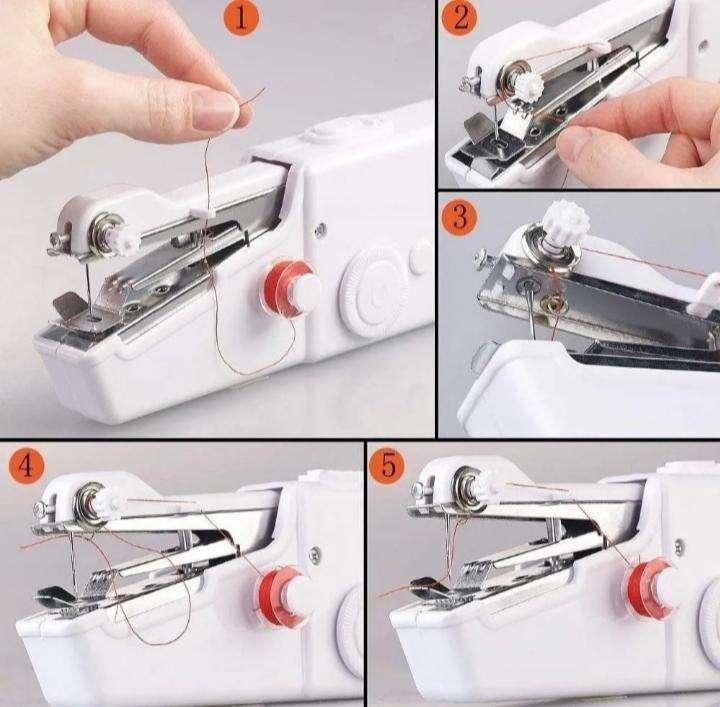 Máquina de costura portátil - 1