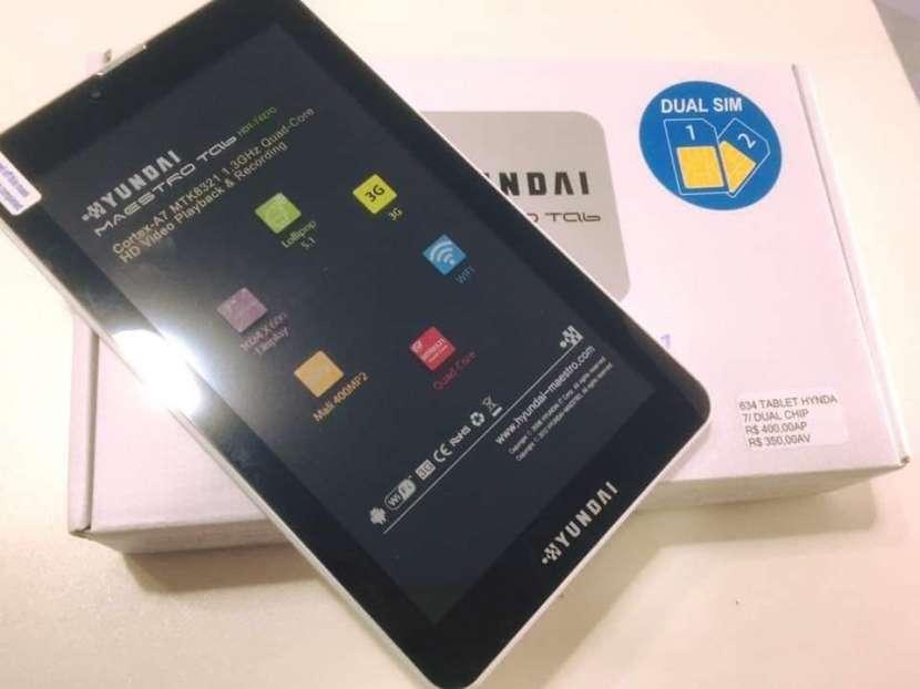 Tablet a chip Hyundai de 7 pulgadas - 1