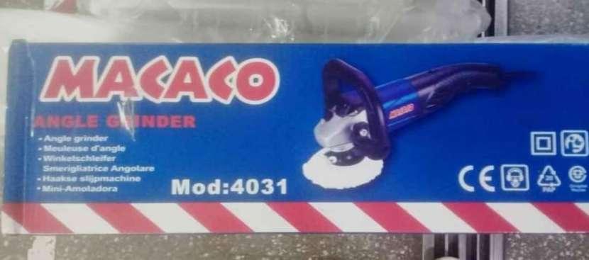 Pulidora amoladora de 6 velocidades - 2