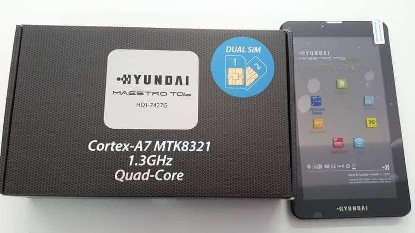Tablet a chip Hyundai de 7 pulgadas - 2