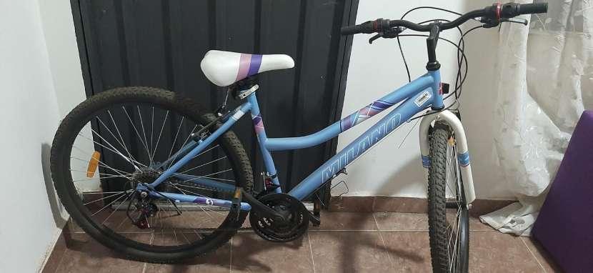 Bicicleta aro 24 para dama - 2