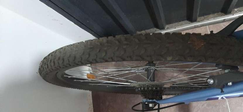 Bicicleta aro 24 para dama - 3