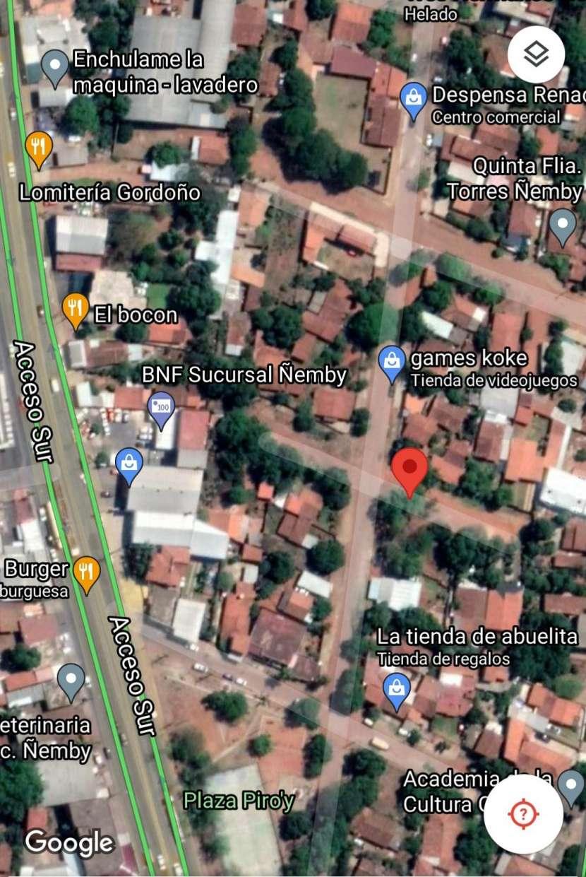 Terreno en esquina en el centro mismo de ñemby detrás del banco bnf - 4