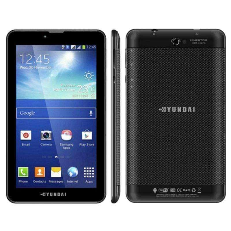 Tablet a chip Hyundai de 7 pulgadas - 4